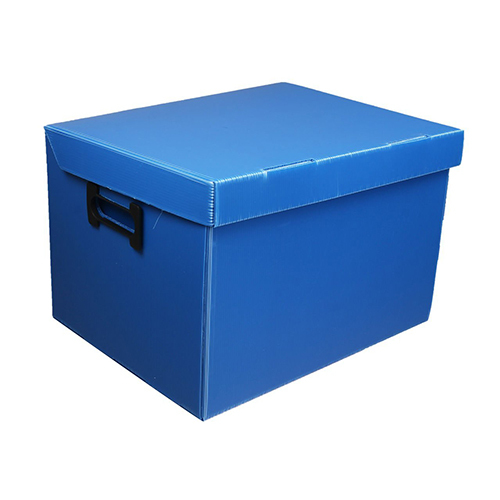 PP Plain Corrugated Box