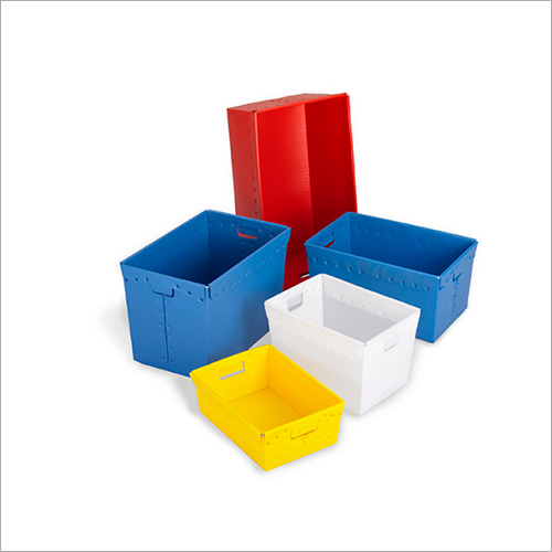 PP Totes Corrugated Box