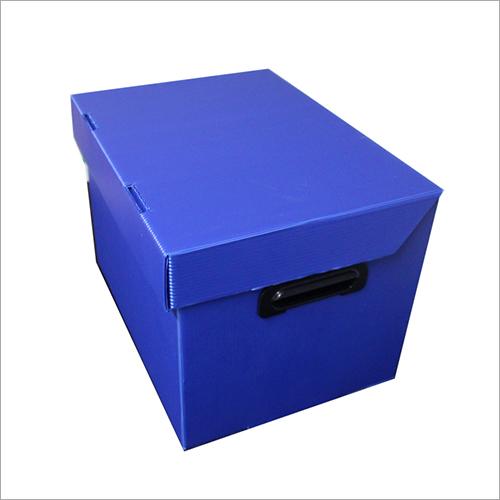PP File Corrugated Box