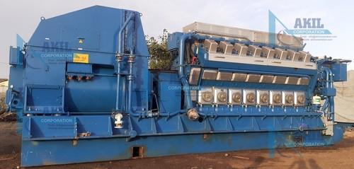 Wartsilla 16V32LN-CR Diesel Generator