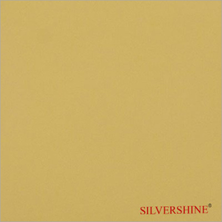 Yellow Silvershine Solid Surface