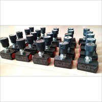 DRV Hydraulic Flow Control Throttle Check Valve