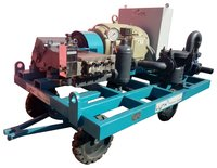 Electric Hydrostatic Pressure Testing Pumps & Machines