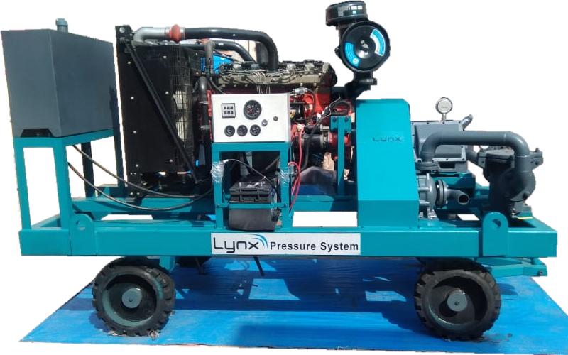 Electric Hydrostatic Pressure Testing Pumps & Machines
