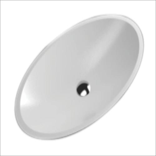 Acrylic Oval Shape Wash Basin