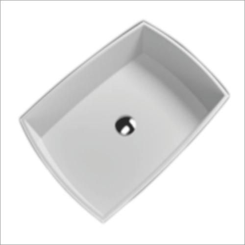 Acrylic Wash Rectangular Basin