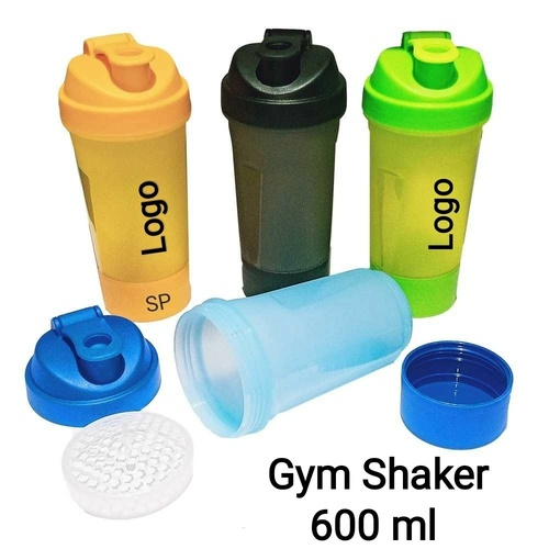 Plastic Shaker With Cup