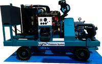 Hydro Pressure Testing Machine & Equipment