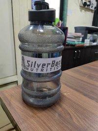 Transparent Plastic Shaker