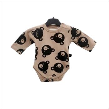 Baby Boy Printed Bodysuit