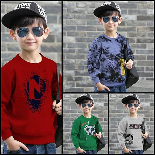 Boys Fancy Sweatshirts