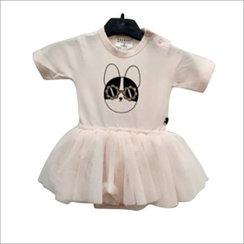 Girls Rose Ballet Frock