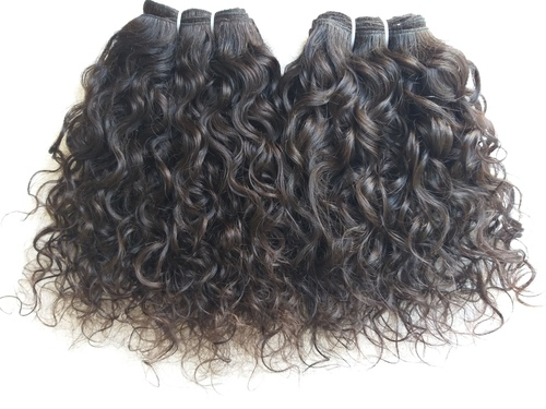 100% Raw Cuticle Aligned Curly Hair