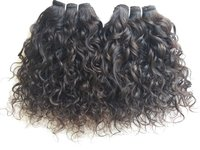 Raw Cuticle Aligned Curly Hair