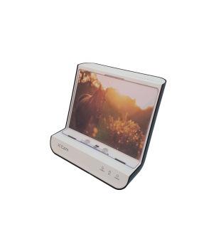 X-CAN, a desk-top wireless charger, Autorun application