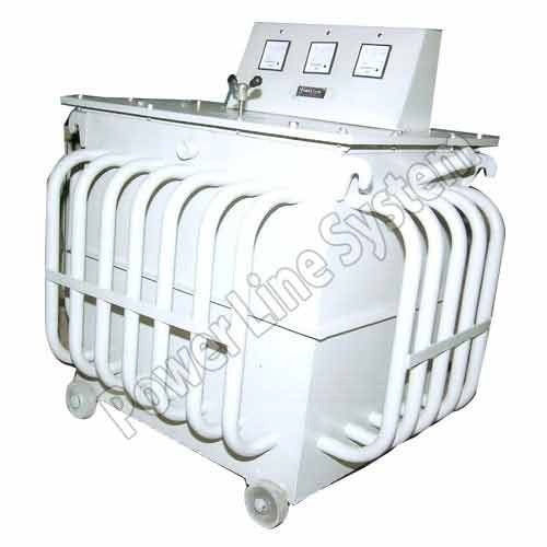 Servo Powerline Three Phase Industrial Voltage Stabilizer
