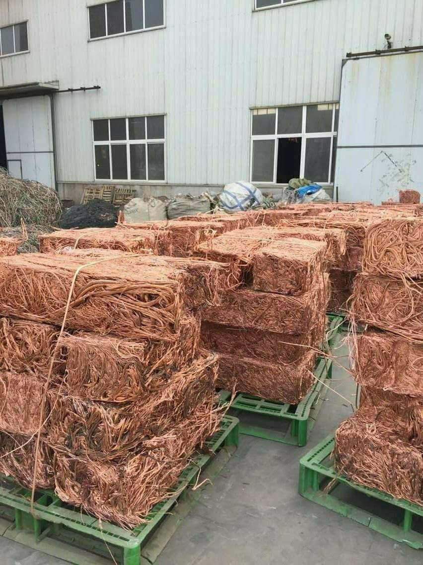 Cheap Copper Wire Scrap 99.9%/Millberry Copper Scrap 99.99%