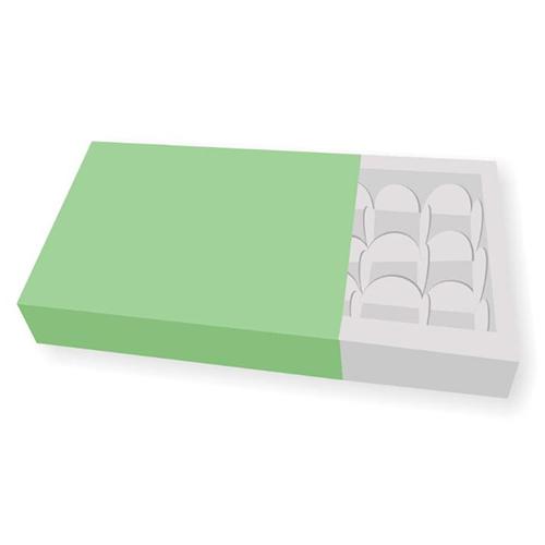 Pastel Color Chocolate Box