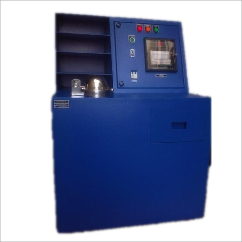 Porosity Vacuum Sample Machine