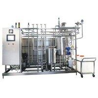 300 LPH Milk Online Pasteurization Plant