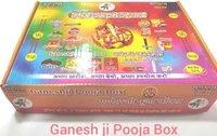Ganesh Ji Pujan Box