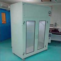 Industrial Garment Cabinet