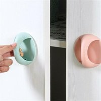 Self Adhesive Door Handle Random Colors Pack Of 4