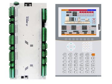 Plastic Machine Controller Ar1210