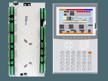 Plastic Machine Controller Ar2100
