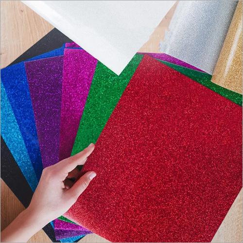 Colorful Heat Transfer PU Vinyl Film