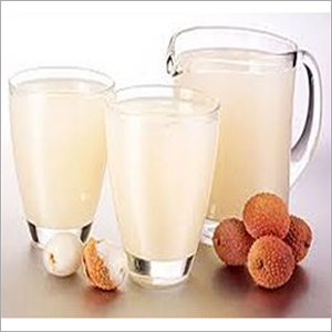 Litchi Soft Drink Concentrate