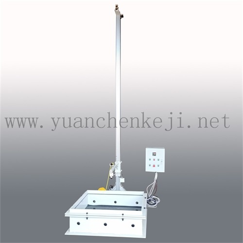 Laminated Glass Impact Testing Machine Architecture