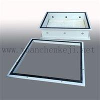 Laminated Glass Impact Testing Machine Architecture
