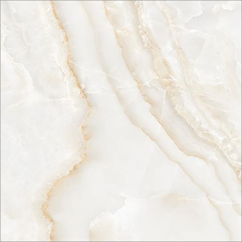 600 X 600 mm Almond Onyx GVT Floor Tiles