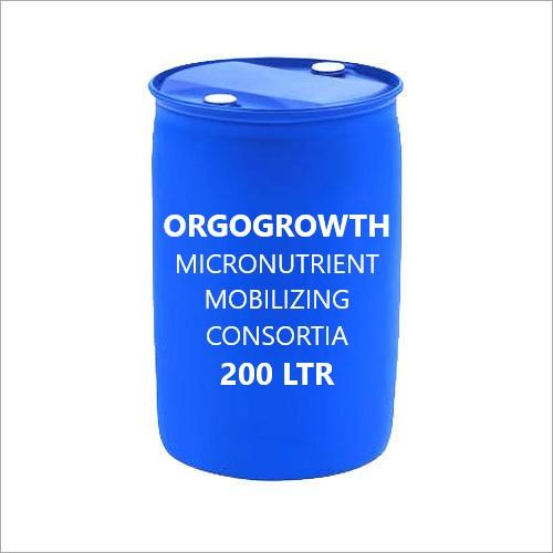 200 Ltr Micronutrient Solubilizing Consortia Solution