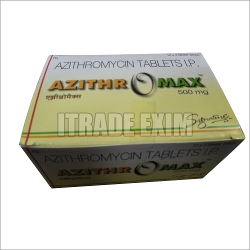 500mg Azithromycin Tablets IP