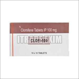 100mg Clomifene Tablets IP