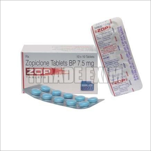 7.5mg Zopiclone Tablets BP
