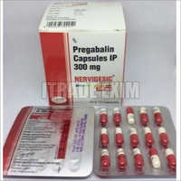 300mg Pregabalin Capsules IP