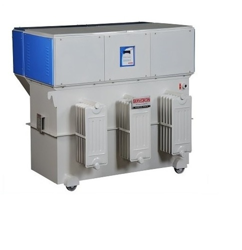 Three Phase 500 Kva Oil Cooled Stabilizers