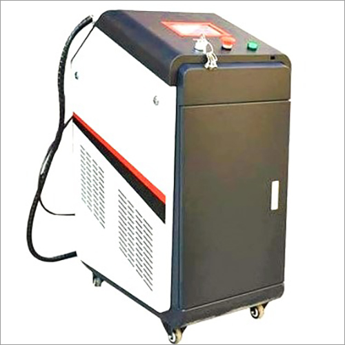 Industrial Fiber Laser Cleaning Machine