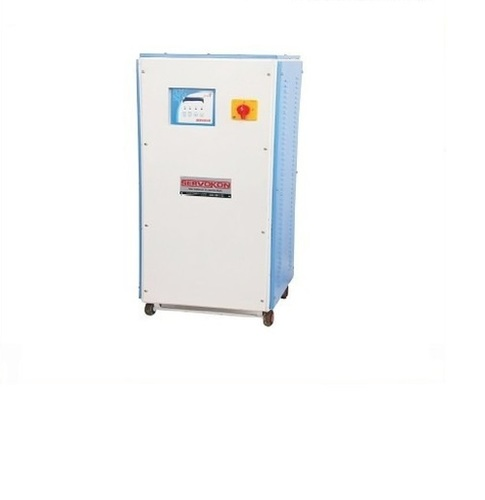 Automatic Air Cooled Servo Stabilizers