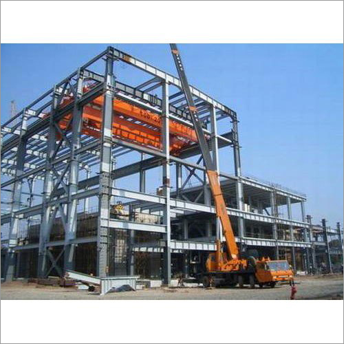 Hot Rolled Steel Building Service