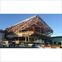 High Rise Structural Steel Building Service