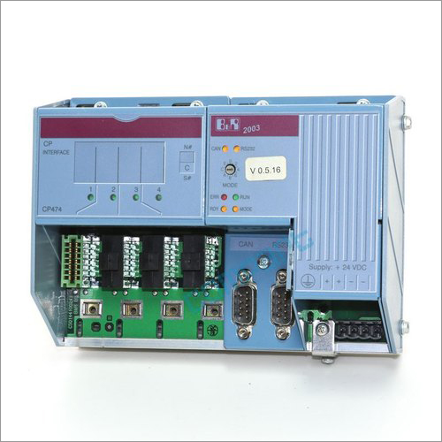 CP474- 7CP474.60-1 B And R PLC