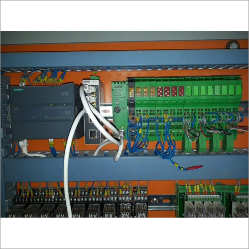 Control Panel For Batching Plant