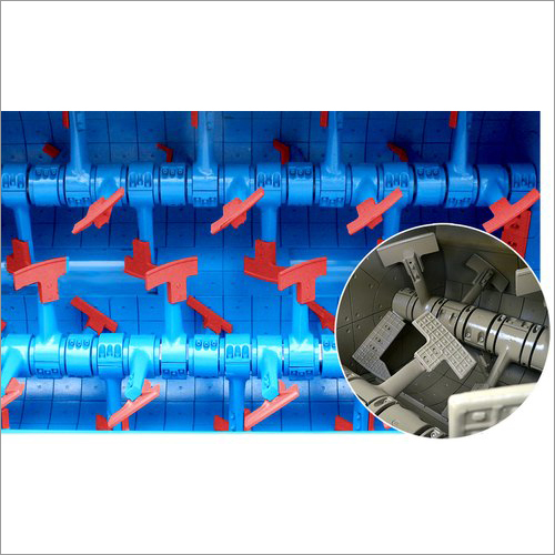 Sicoma Mixer Spare Parts