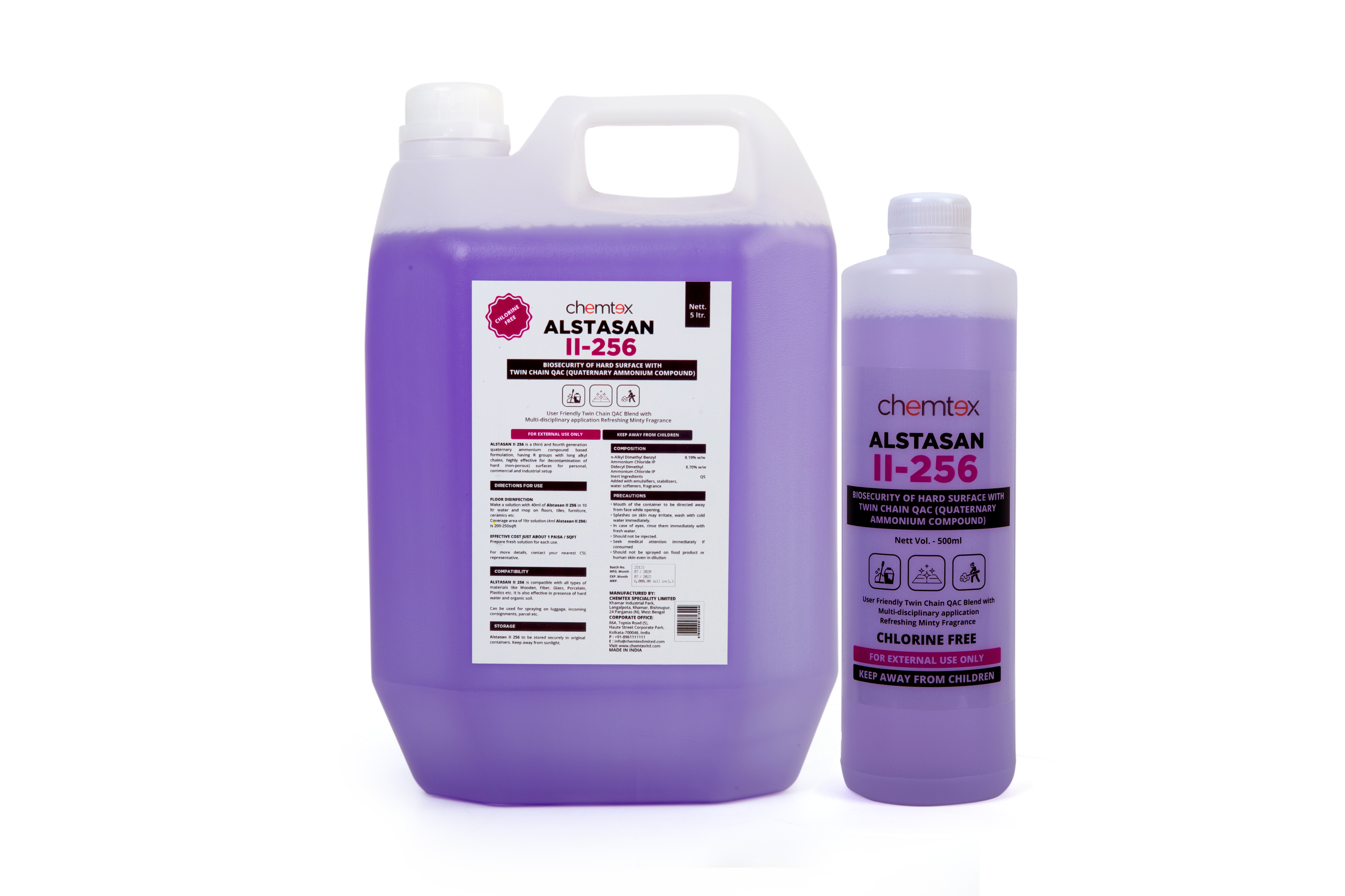 Biosecurity Disinfection Kit