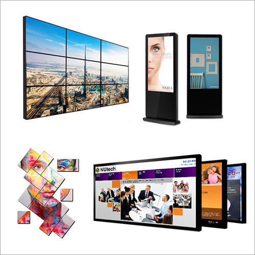 Full HD Digital Signage