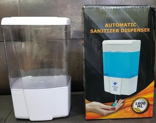 AUTOMATIC SANITIZER SPRAY DISPENSER 1.8 L WITH US SENSOR
